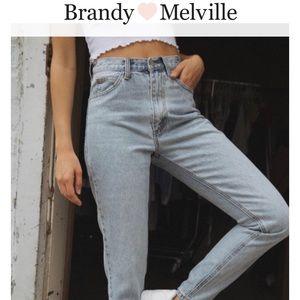 Brandy Melville Jane Jeans